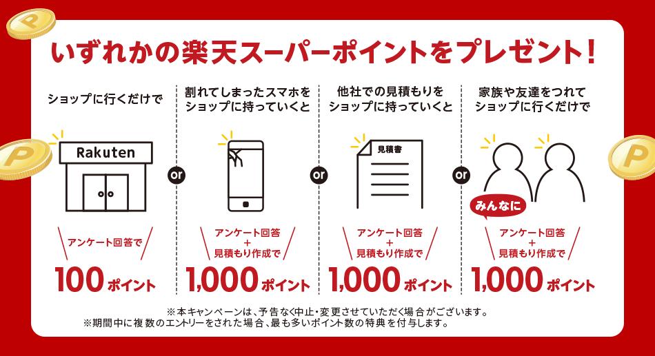 news - 【楽天スーパーポイント】楽天モバイルが大感謝祭を実施中【プレゼント】